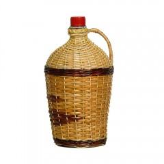 Бутылка «Ровоам» 4,5 л, в оплетке