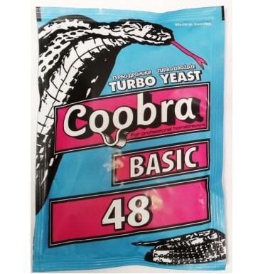 Турбо дрожжи Cobra Basic 48 (Кобра Базик 48)