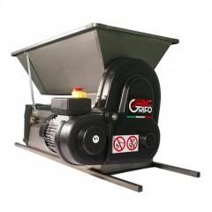 Дробилка DMCI электрическая для винограда с гребнеотделителем