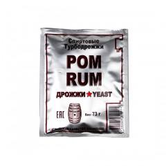 Дрожжи спиртовые Bragman Turbo Rum (Турбо Брагман Ром)