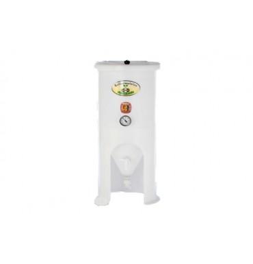 Пластиковая цилиндроконическая емкость для сбраживания (ЦКТ) 30 л