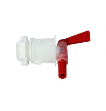 Пластиковый кран для пивной емкости