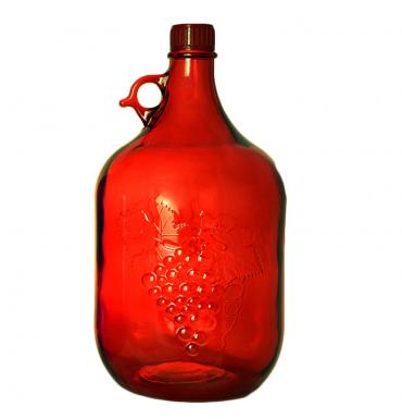 Бутылка «Лоза» 5 л, красная