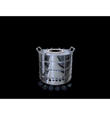 Бак 15 литров с ребрами жесткости