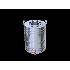 Бак матовый 30 литров с ребрами жесткости