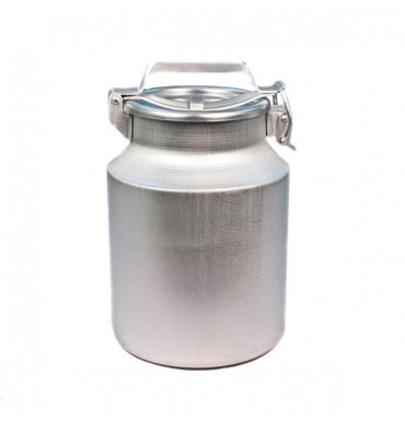 Фляга-бидон алюминиевая 10 л