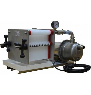 Пресс-фильтр F14-I-PE (нерж)
