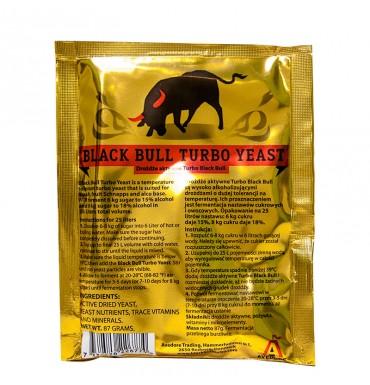 Турбо дрожжи Black Bull Turbo Yeast (Блэк Бул Турбо Ист)
