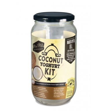 Набор для йогурта Coconut Yoghurt Kit (Mad Mille)