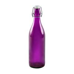 Бутылка фиолетовая 1 л