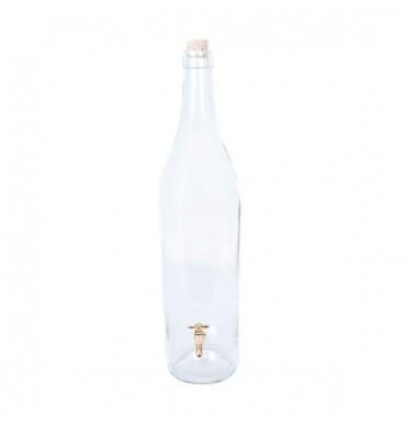 Бутылка Русская четверть 3 л с краном