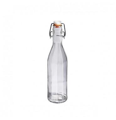 """Бутылка """"Грань"""" 0,5 л с механической крышкой"""