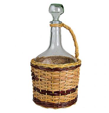 Бутылка «Фуфырь» 3 л, в оплетке