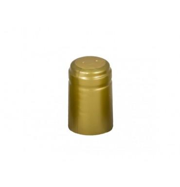 Термоусадочный колпачок золотистый (50 шт.)