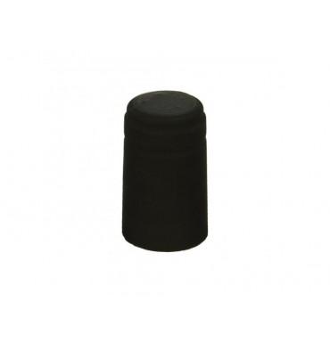 Термоусадочный колпачок черный (50 шт.)