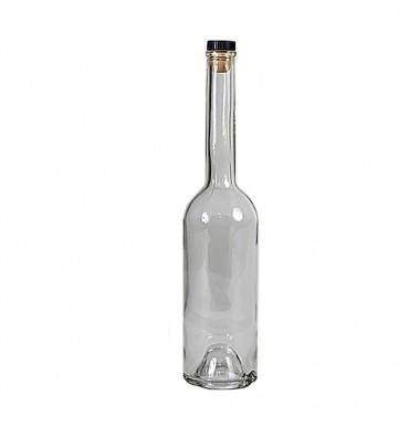 """Бутылки """"Винный шпиль"""" 0,5 л (12 шт.) с пробками"""