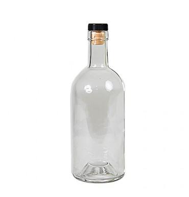 "Бутылки ""Виски Лайт"" 0,5 л (12 шт.) с пробками"