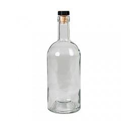 "Бутылки ""Виски Лайт"" 0,7 л (9 шт.) с пробками"