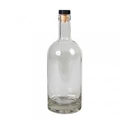 """Бутылки """"Виски Премиум"""" 0,7 л (9 шт.) с пробками"""