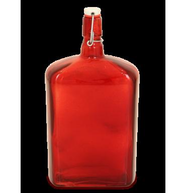 Бутылка «Викинг» 1,75 л, красная